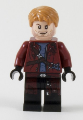 76019 - Star-lord Face