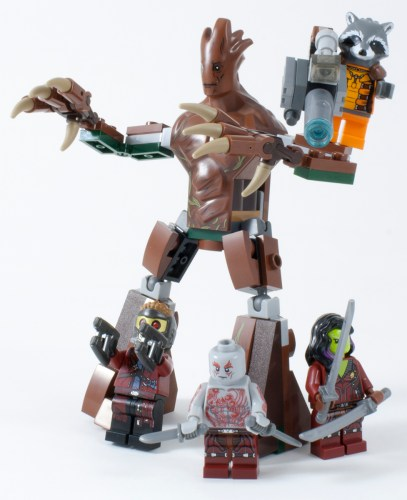 76021 - The Guardians of the Galaxy