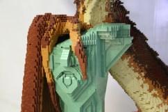 LEGO Smaug Statue 7