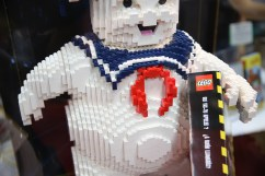 LEGO Stay Puft Marshmallow Man 3