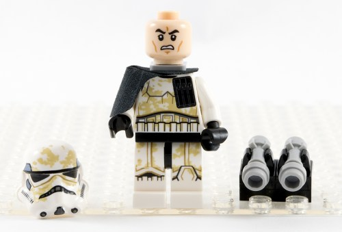 75052 - Sandtrooper Face