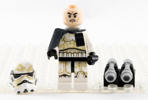 75052 - Sandtrooper Face