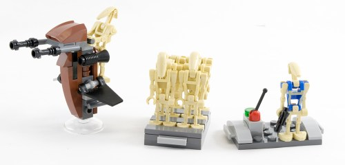 75058 Droids and STAP