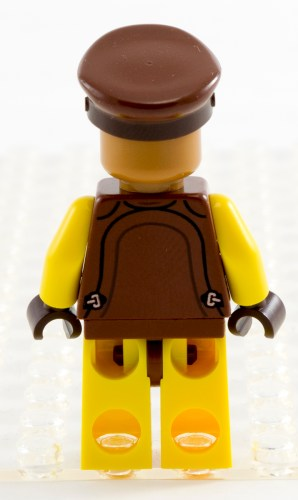 75058 Naboo Security Guard Back