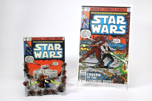 Star Wars Comic Bricks