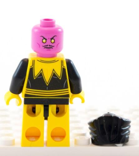 76025 - Sinestro Alt Face