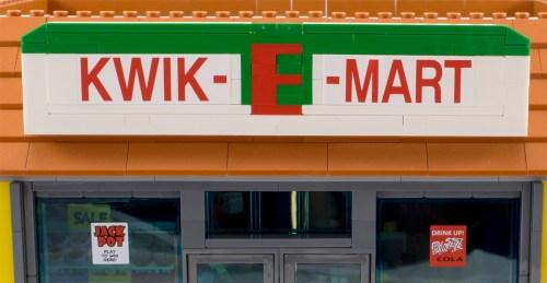 71016 Kwik-E-Mart Sign