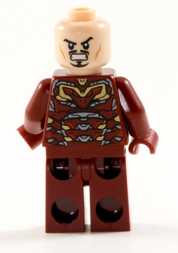 76029 - Iron Man Mk 45 Alt-Face