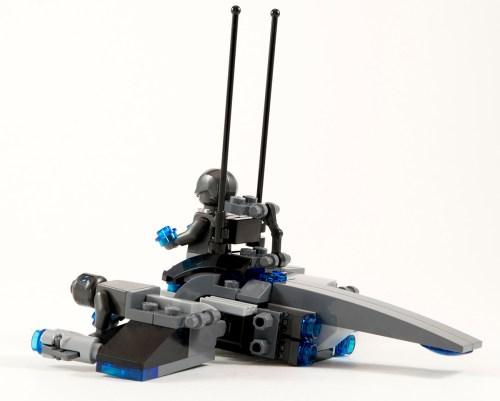 76029 - Ultron Speeder Thing Side