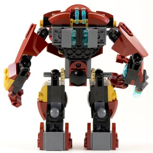 76031 - Hulkbuster Armor Back