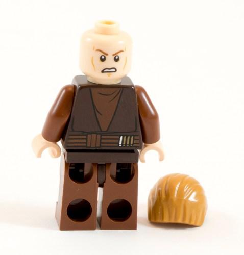 75087 Padawan Anakin Skywalker Alt-Face
