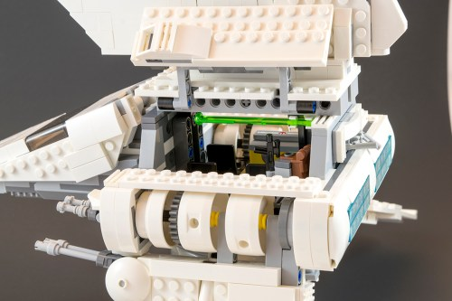 75094 Imperial Shuttle Inside