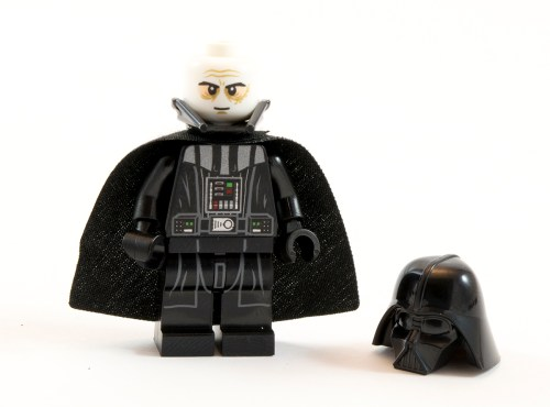 75903 Darth Vader Helmet Top Off