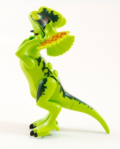 75916 Dilophosaurus Posed