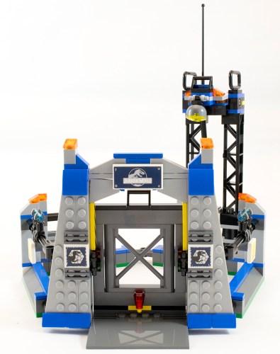 75920 Raptor Cage Front