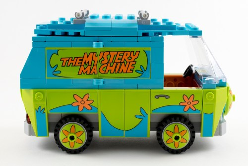 75902 - The Mystery Machine Side