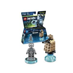 71238 Doctor Who Cyberman