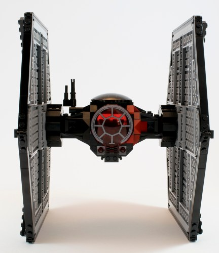 75101 TIE Fighter Front