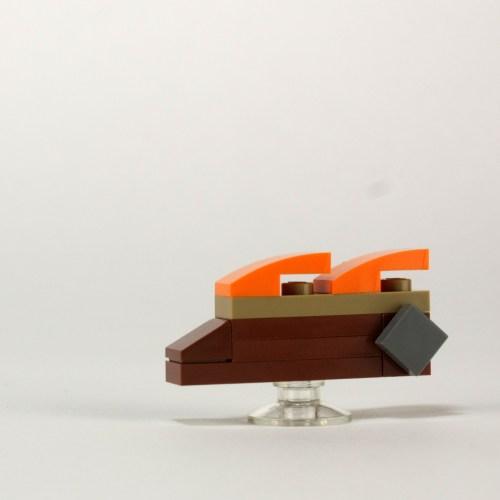 Day 1 - Jabba's Sail Barge