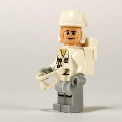 Day 17 - Hoth Rebel Trooper