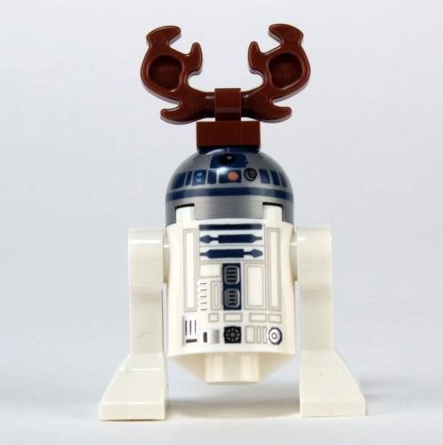 Day 22 - Reindeer R2-D2