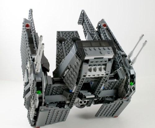 75104 Shuttle Underside