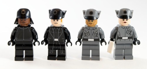 75132 First Order Officer Selection