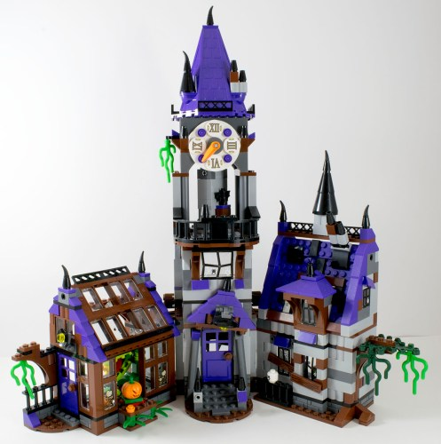 75904 Mystery Mansion