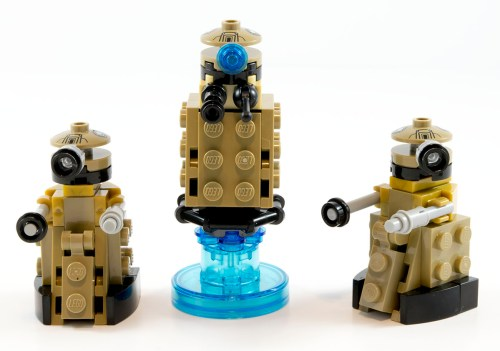 21304 Dalek Comparison
