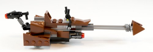 75133 Speederbike Right Side