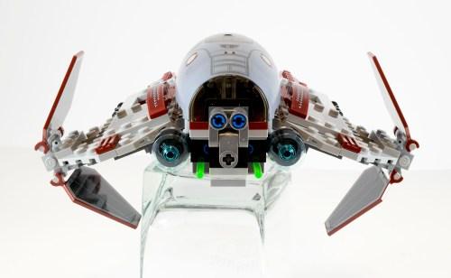 75135 Jedi Interceptor Back