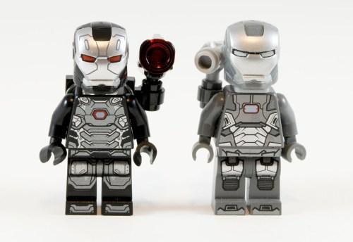 76051 War Machine Comparison