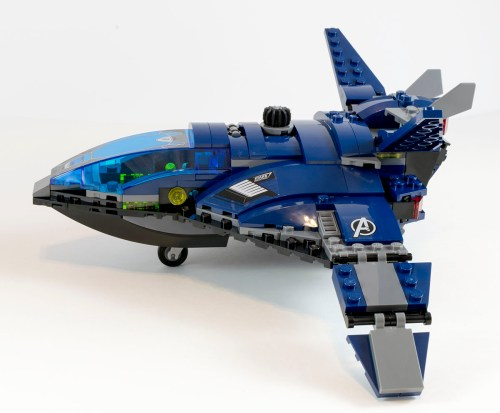 76051 Yet Another Quinjet Side