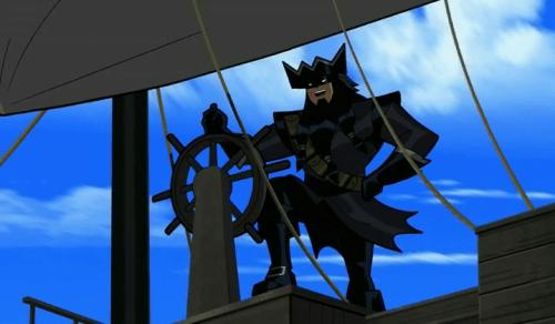 Pirate batman