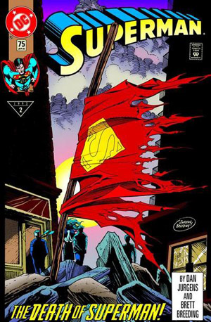 This remains one of my favorite DC stories ever. It was genuinely shocking when it came out.