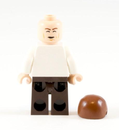 75137 Han Solo Alt-Face