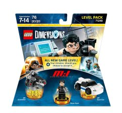 71248 Mission Impossible Level Pack 1