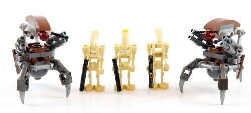 75092 Minifigures - Droids