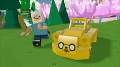 Adventure Time_Finn & Jakemobile