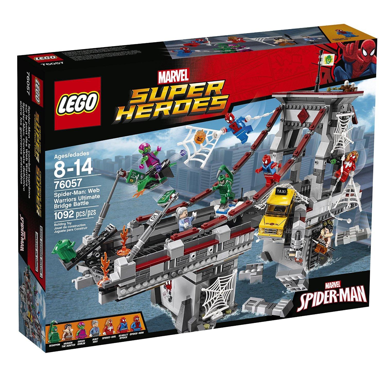 76057 Spider-Man: Web Warriors Ultimate Bridge Battles 20
