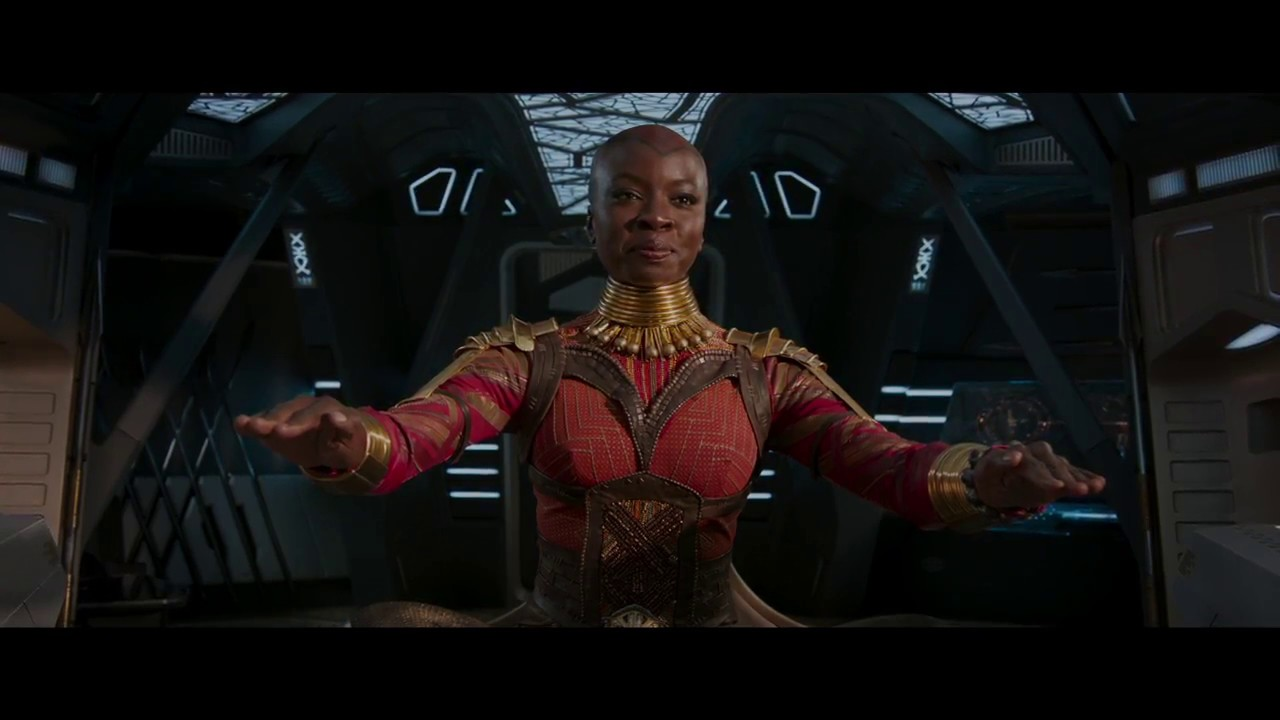 New Black Panther Trailer Dropped This Morning - Fbtb-5569