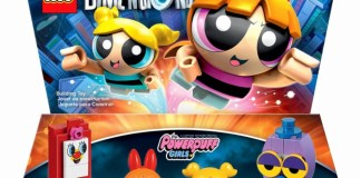 The Powerpuff Girls Team Pack