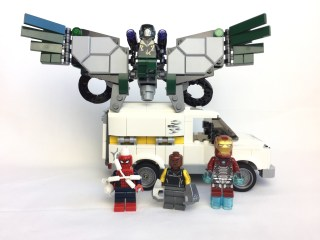 Review 76083 Beware The Vulture Group Shot