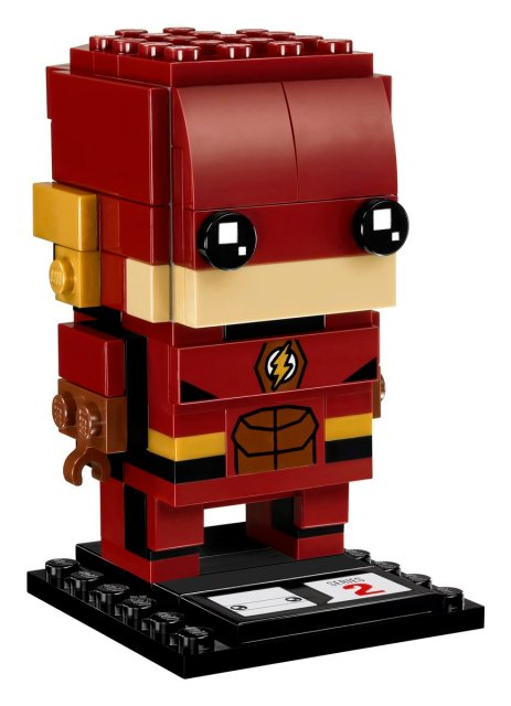 Justice League BrickHeadz - The Flash