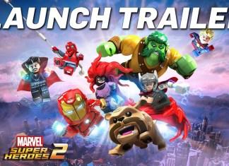 LEGO Marvel Super Heroes 2 Launch Trailer Image