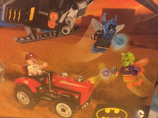 76054 Batman Scarecrow Harvest of Fear - Story
