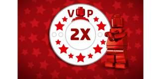 Double VIP Points