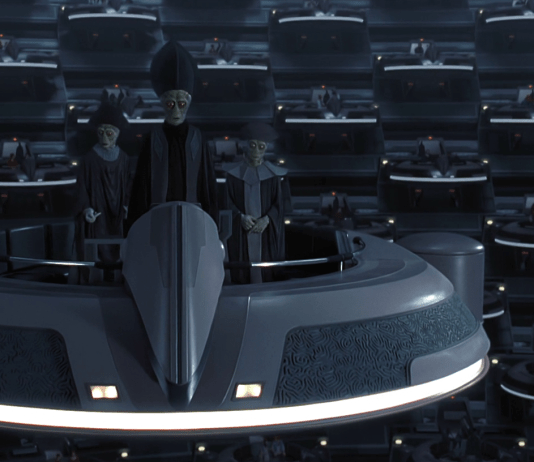The Senate from Episode I