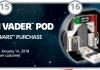 Vader Pod promotion