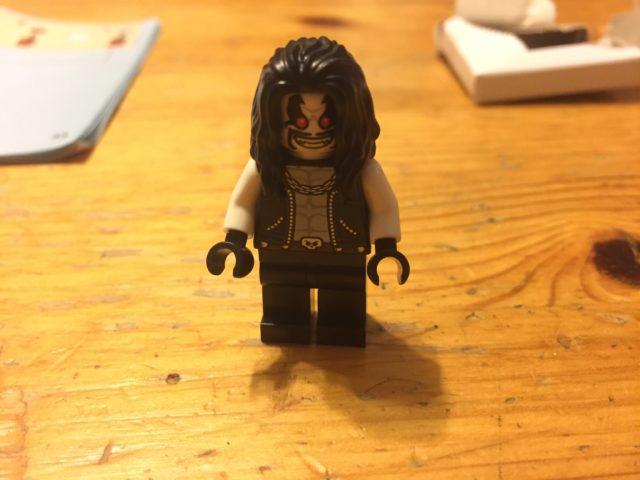 76096 Superman Krypto Team-Up Lobo minifig